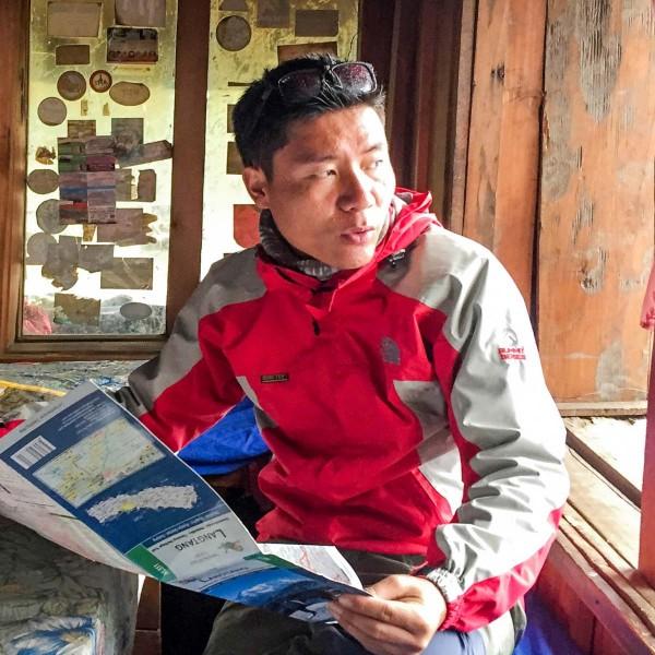 Mr. Rigzin W Gurung
