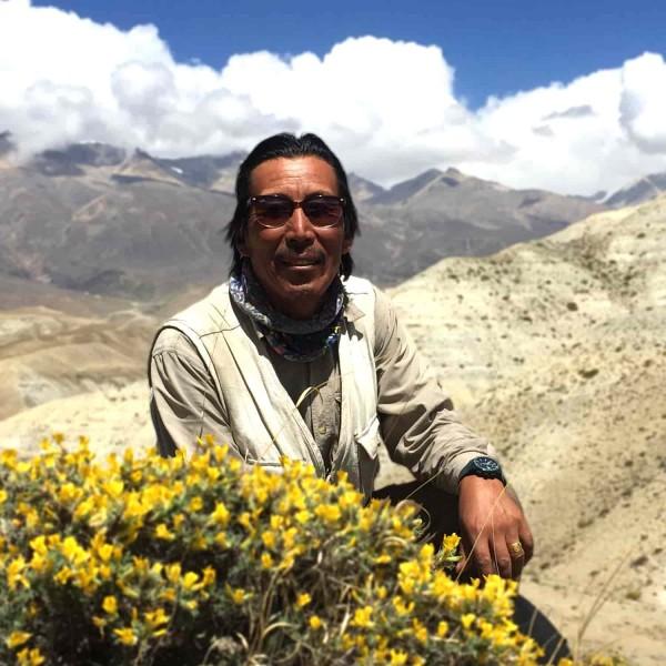 Mr. Wangdu Tsering