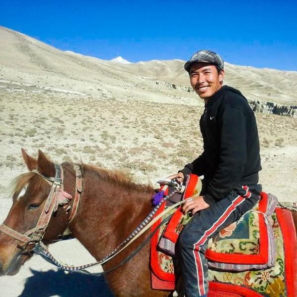Mr. Wangyal Gurung