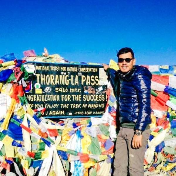 Mr. Tsering D. Gurung