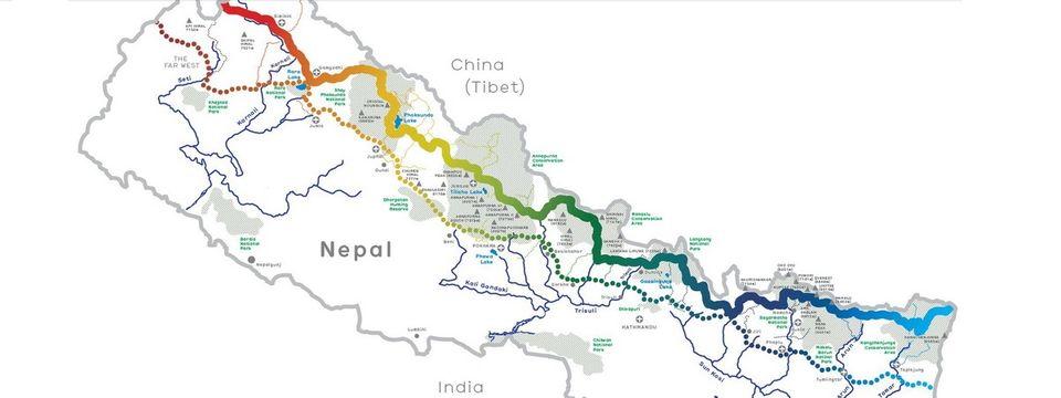Great Himalaya Trail - GHT