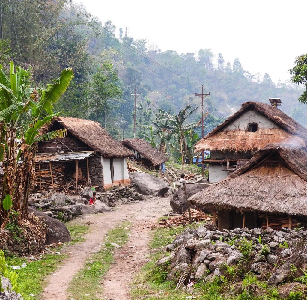 Kanchenjunga Region Treks