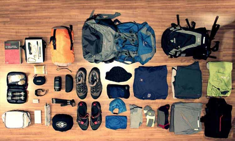 Trekking Gear and Equipment checklist for Nepal and other Himalayan nations